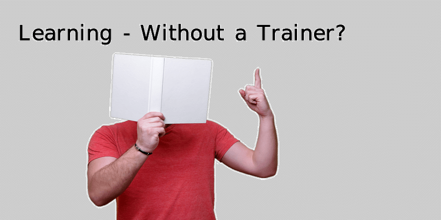 Spoken English without a trainer