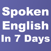 fluent English in 7 days