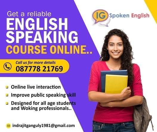 spoken englishonline course 51 min