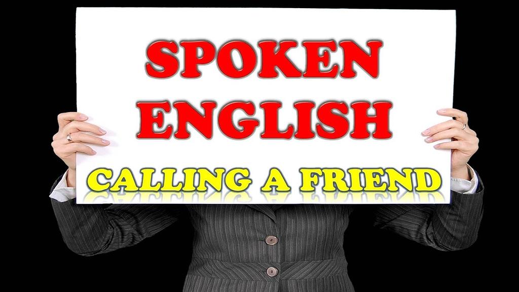 spoken with friends 2