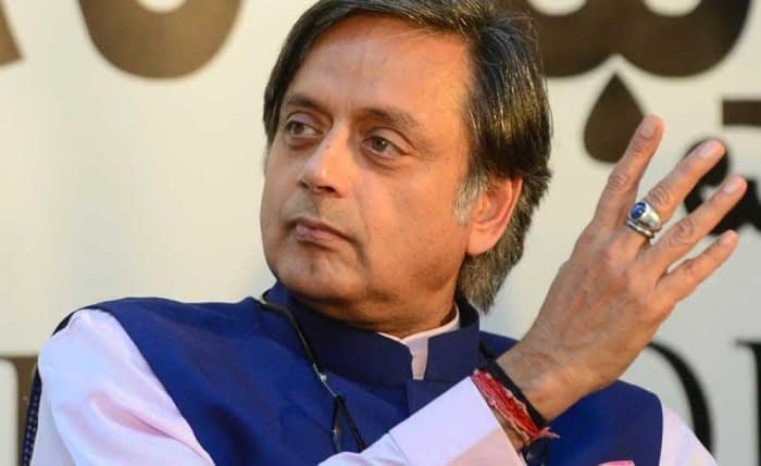 Shashi Tharoor like English
