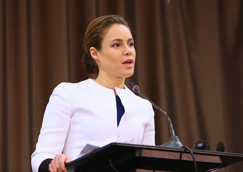 Minister of Social Policy Natalya Korolevska2