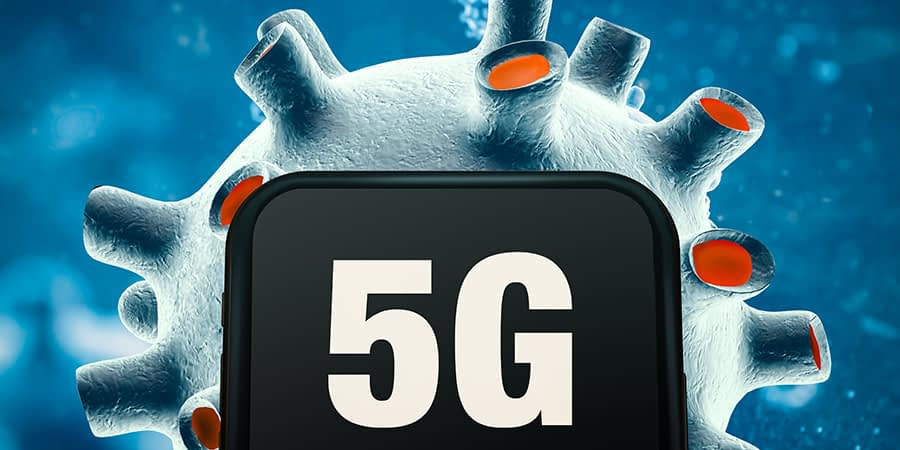 The 5G race in the face of COVID 19 article
