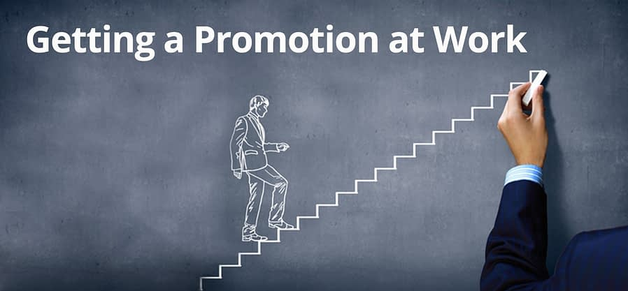 Getting a Promotion at Work V1