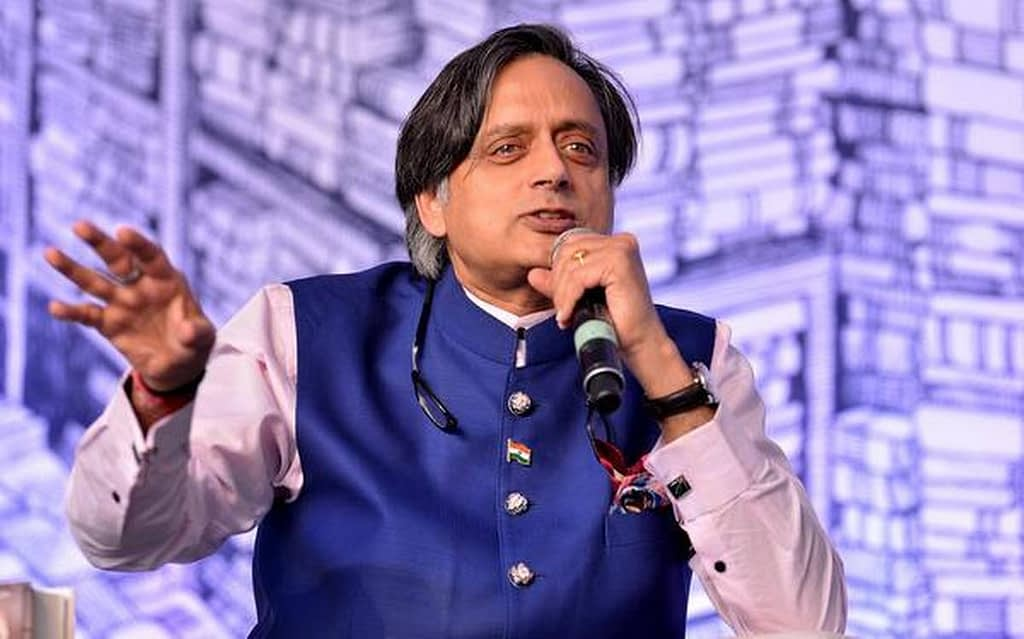 Shashi Tharoor English