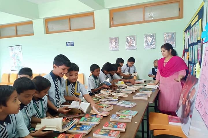 Padmashree Dr Vithalrao Vikhe Patil Foundations English Medium School