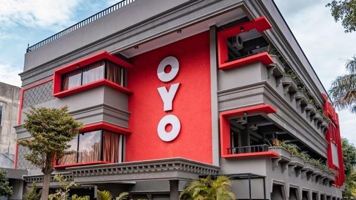 OYO company