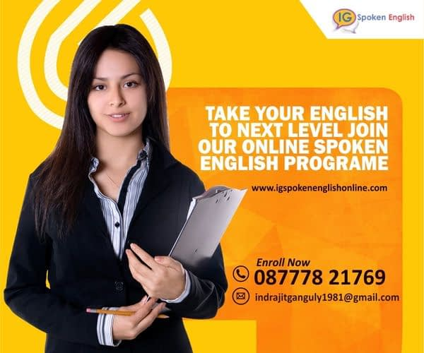 best epoken english training
