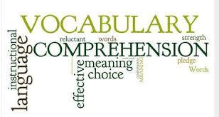 vocabulary increase comprehension