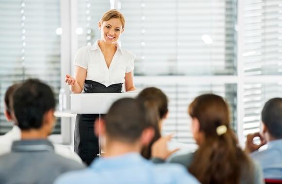 Control Public Speaking Nervousness